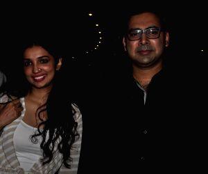 : (201115) Hyderabad: Cheekati Rajyam movie premiere show