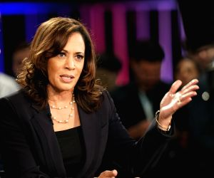 Kamala Harris ends campaign for presidential nomination
