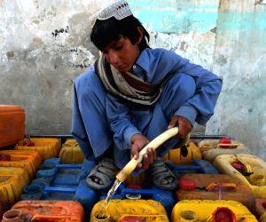 AFGHANISTAN KANDAHAR WATER SHORTAGE