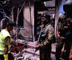 SRI LANKA-KANDY-STATE OF EMERGENCY