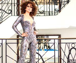 Kangana Ranaut at Cannes red carpet for Grey Goose.