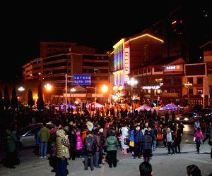 Kangding (China): A 5.8-magnitude earthquake struck Kangding County