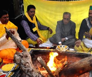 President visits Himachal