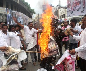 Vatal Paksha protest against release of Non Kannada movies