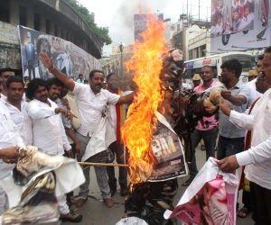 Vatal Paksha protest against release of Non Kannada movies