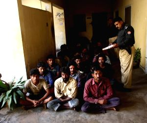 PAKISTAN KARACHI INDIAN FISHERMEN ARREST