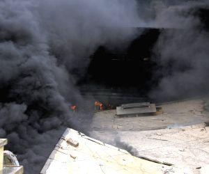 PAKISTAN KARACHI FACTORY FIRE