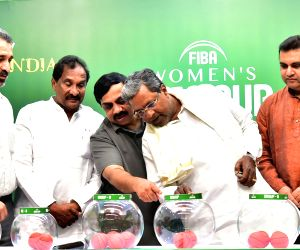 Karnataka CM at Asia Seniors Women's Championship Tournament draw