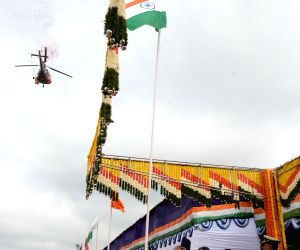 Independence Day celebrations - Siddaramaiah