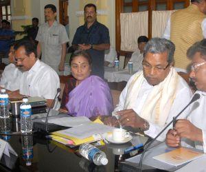 Meeting on Mahadayi water project