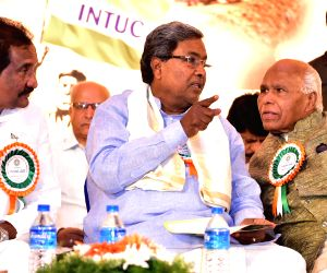: Kolkata: INTUC Foundation Day programme