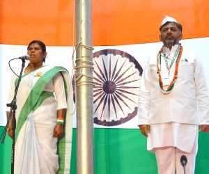 74th Independence Day celebrations at Congress Bhavan