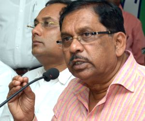 Congress' Parameshwara to be Karnataka Deputy CM