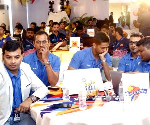 Karnataka Premier League - auctions
