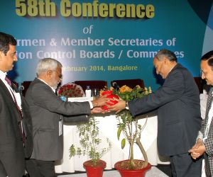 58th Conference of Chairmen and Member Secretaries of PCB