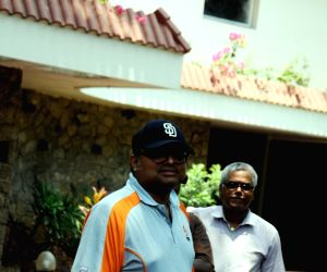 CBI raids Chidambaram, son's residences
