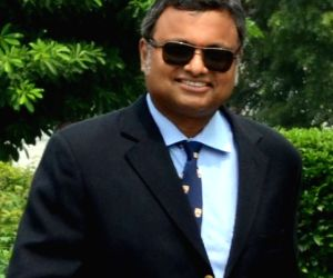 File Photo: Karti Chidambaram