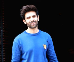 Kartik Aaryan thrilled about his first action movie