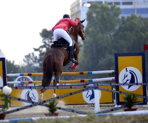 Kathmandu (Nepal): Horse show tournament