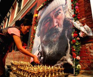 NEPAL KATHMANDU ACTOR FUNERAL