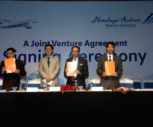 Chinese airlines company entered Nepal's market