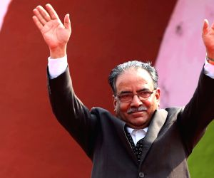 NEPAL KATHMANDU NEW PRIME MINISTER NOMINATION