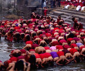 NEPAL-KATHMANDU-MADHAV NARAYAN FESTIVAL