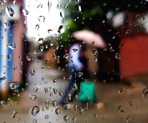 NEPAL KATHMANDU MONSOON RAINFALL