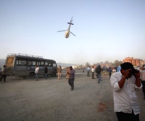 NEPAL HELICOPTER CRASH