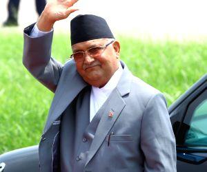 NEPAL-KATHMANDU-PRIME MINISTER-CHINA