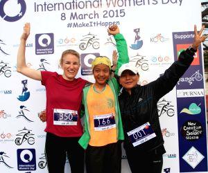 NEPAL-KATHMANDU-INTERNATIONAL WOMEN'S DAY