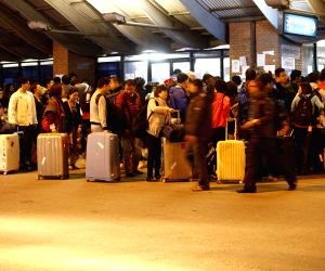 NEPAL KATHMANDU TRIBHUWAN INTERNATIONAL AIRPORT REOPEN