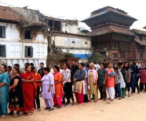 NEPAL KATHMANDU LOCAL ELECTIONS