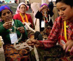 NEPAL-KATHMANDU-HANDICRAFT TRADE FAIR