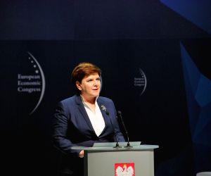 POLAND KATOWICE EUROPEAN ECONOMIC CONGRESS