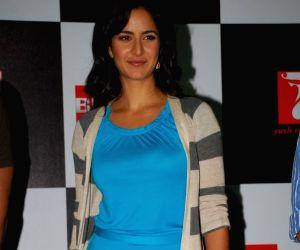 Katrina Kaif at a press meet of film 'New York' in , in Mumbai.