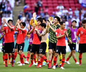 World Cup: Germany crash out, Sweden top Group F