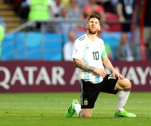 Messi to miss Argentina friendlies against Iraq, Brazil
