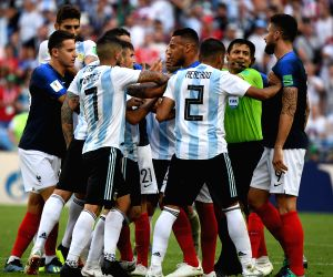 Argentina's Mascherano announces retirement