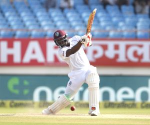 India Vs West Indies - First Test match - Day 3