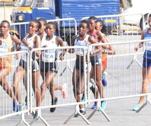TCS World 10K run - Agnes Tirop, Letesenbet Gidey, Senbere Teferi
