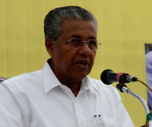 One million in Kerala relief centres: Vijayan