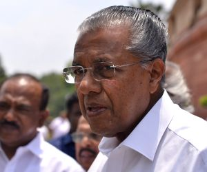 846,680 people in relief camps: Kerala CM