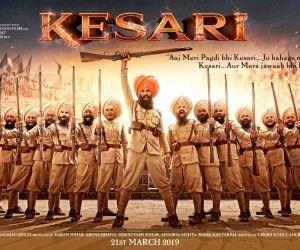 'Kesari' is 2019's top opening weekend earner
