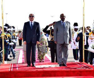 SUDAN KHARTOUM EGYPT PRESIDENT VISIT