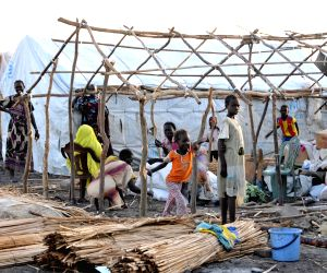 SUDAN-SOUTH SUDAN-REFUGEE CAMP