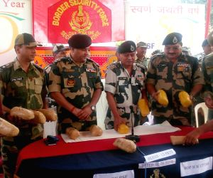 Khem Karan: BSF recovers 15 kg heroin in Punjab