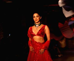 Kiara Advani wraps up 'Indoo Ki Jawani' shoot