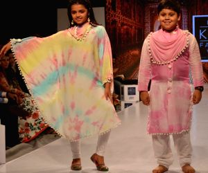 This Raksha Bandhan make your mini fashionistas look trendy in ethnic wear