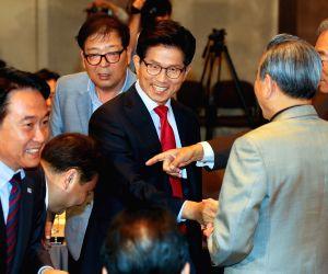 Seoul mayoral candidate